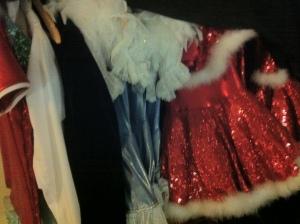 Ken Dodd's Diddy Men costumes