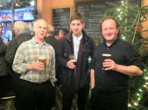 Paul, Mike & Brendan