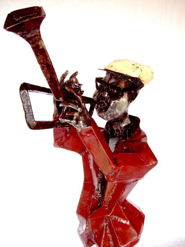 The great Dizzy Gillespie