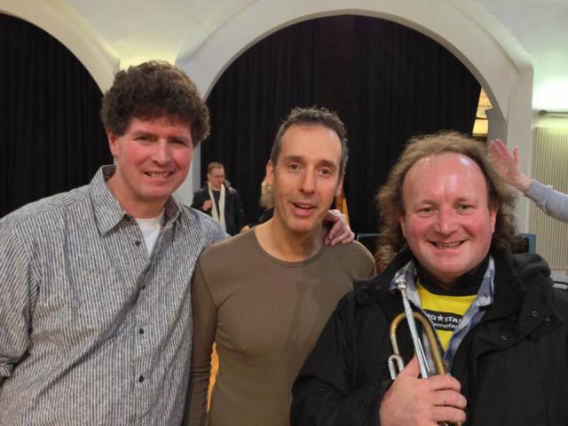 Clark Rundell, Graham Fitkin & Brendan Ball