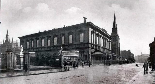 The Original Philharmonic Hall