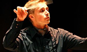 Vasily Petrenko, prinicipal conductor at the Phil