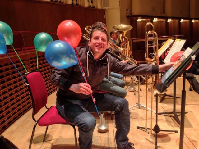 RLPO Principal Trombone Simon Cowen