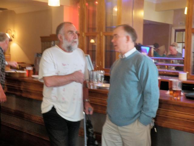 Bill Stokes & John Hardy
