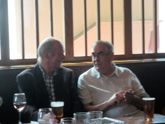 Andy Jones & Danny Hammerton
