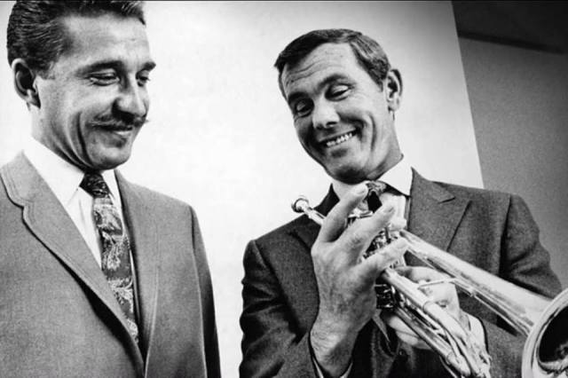 The Tonight Show greats - Doc Severinsen & Jonny Carson