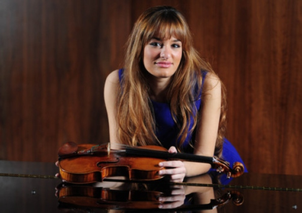 Nicola Benedetti - violinist