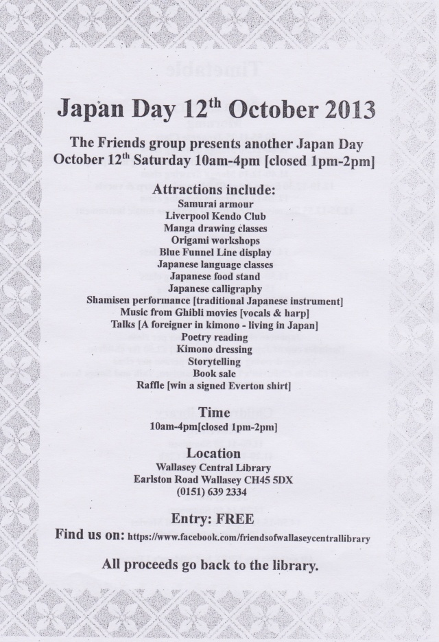 Japan Day 1