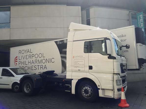 RLPO Lorry In Perth