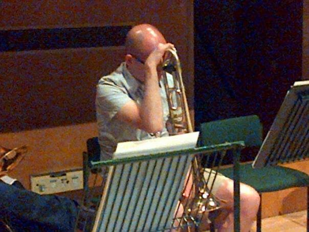 RLPO Principal Second Trombone Simon Powell