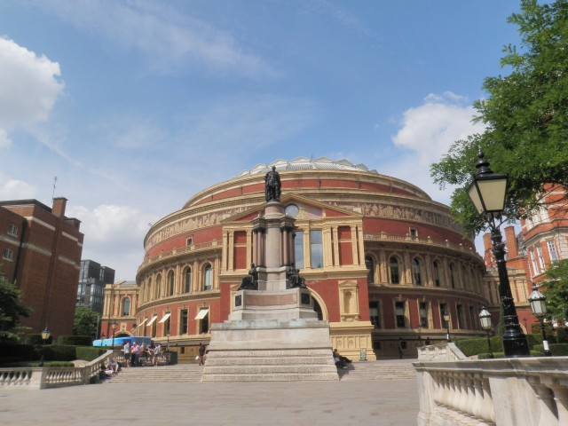 RAH - The Royal Albert Hall