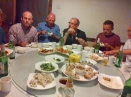 Rhys Owens' birthday bash in Beijing