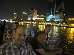 RLPO members on a boat ride on the Pearl River