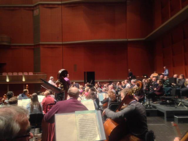 Petrenko rehearsing the RLPO