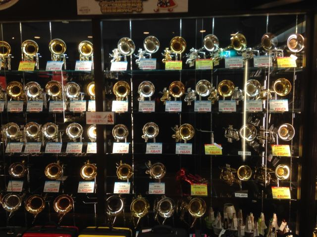 More Trumpet Station!