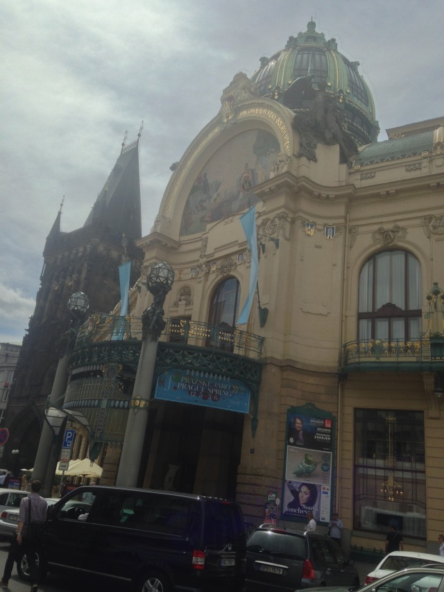 The Smetana Hall
